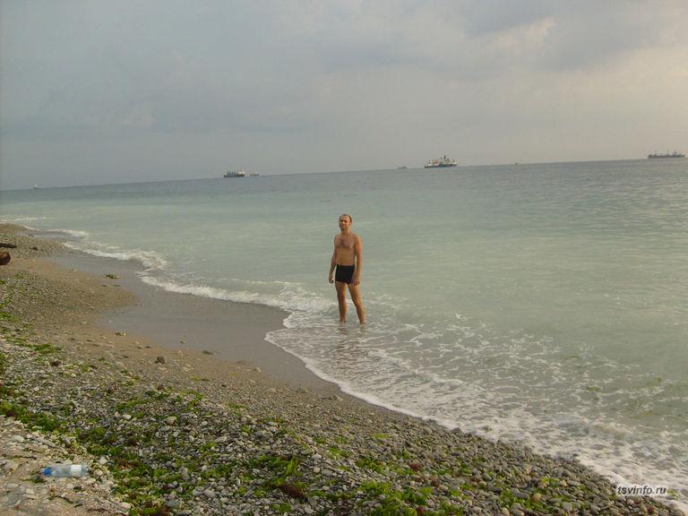 Открытое море, Кабардинка