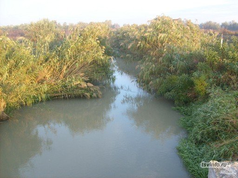 Канал, Верхний