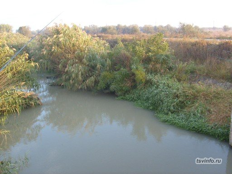 Канал, хутор Верхний