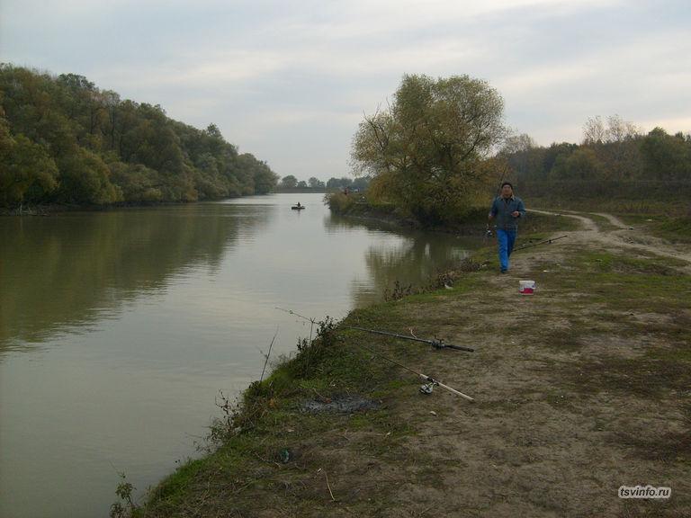 Варнавинский сбросной канал