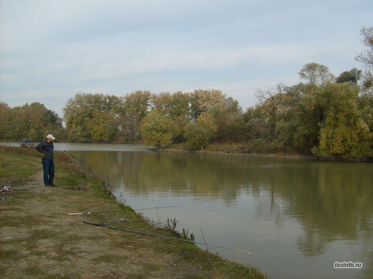 Сбросной Варнавинский канал