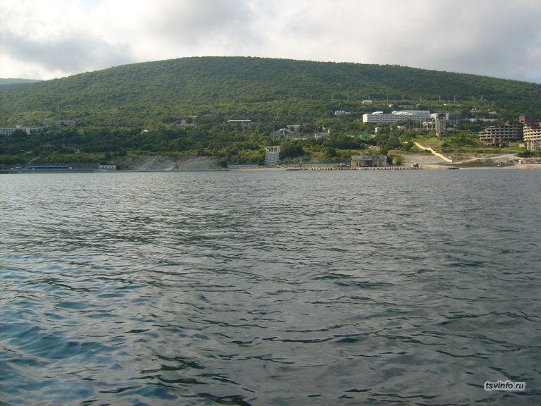 На лодке на рыбалку