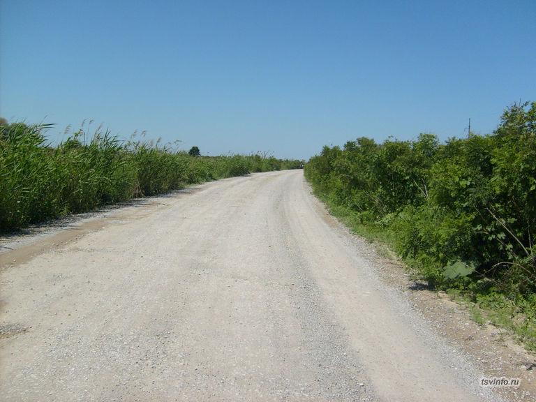 Дорога за шлагбаумом