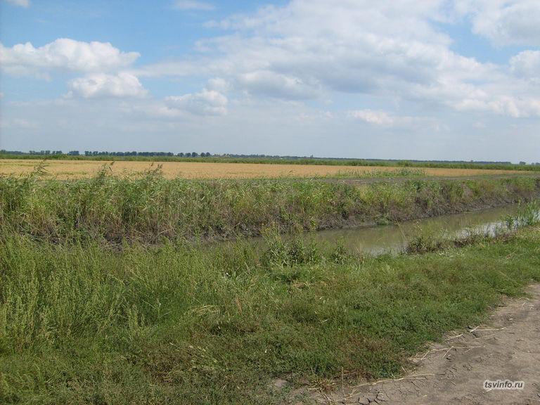 Канал рисовой системы