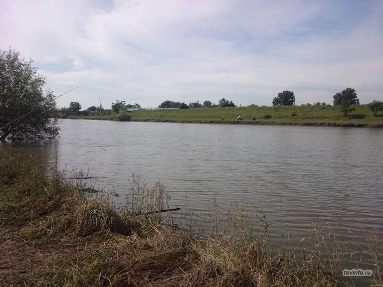 Варнавинский сбросной канал в Адагуме