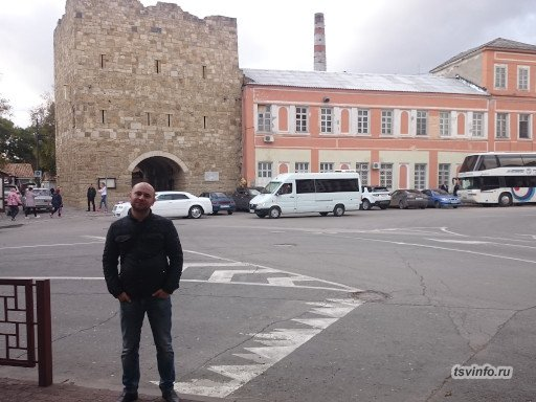 Гезлёвские ворота, Евпатория