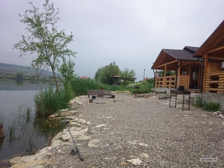 Рыбалка в Гостагаевской, Красная горка
