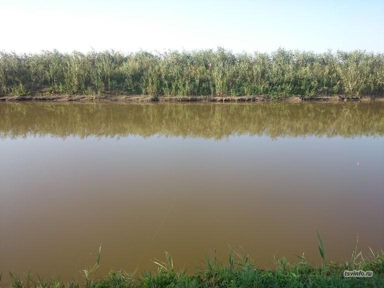 Кубанский хутор канал