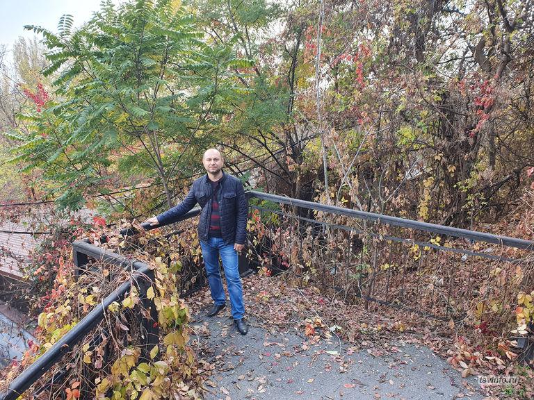 Лестница к порту Таганрога
