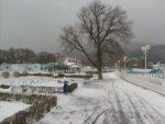 Кабардинка зимой