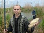 Рыбалка на 28 канале (Анастасиевская)