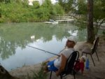 Платный пруд в Кабардинке