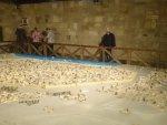 Макет средневекового Гезлева, Музей крепостных ворот, Евпатория