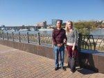Левый берег Дона в Ростове