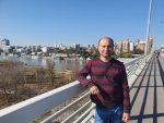 На мосту через Дон в Ростове